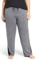 DKNY Plus Size Women's Urban Essentials Lounge Pant