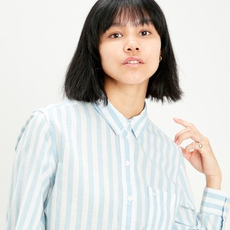 Levi's Striped Cotton Shirt