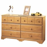 South Shore Furniture Little Treasures Collection, Double Dresser