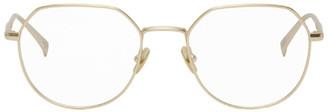 Raen Gold Byres Glasses