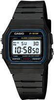 Casio Vintage Basic Digital Watch Black