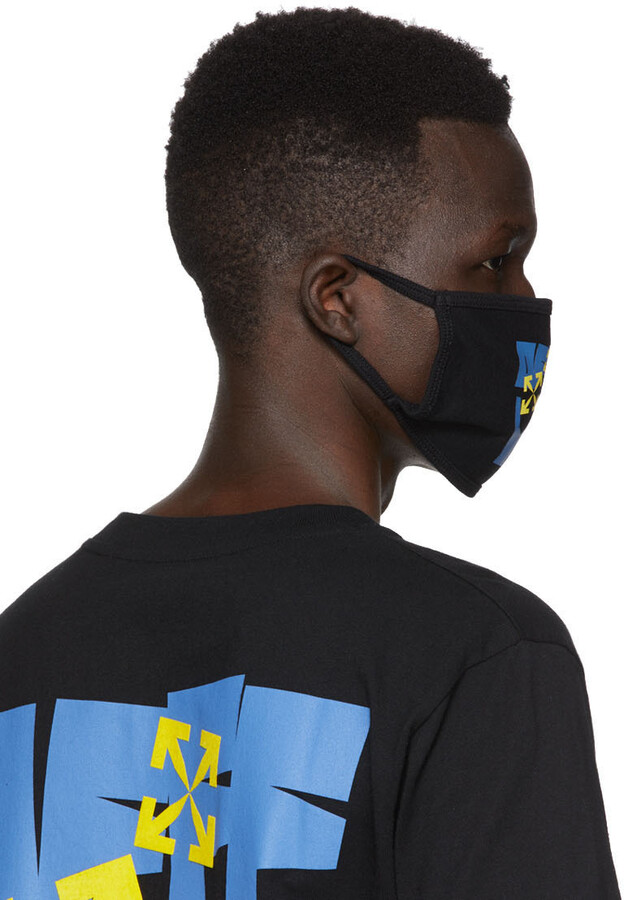 Thumbnail for your product : Off-White Black Hands Arrows Mask