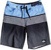 Quiksilver Highline Lava Division Boardshort (Boys 8-14 Years)