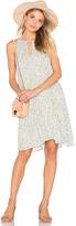 Bella Dahl Handkerchief Halter Dress