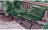 PVC Back Bench