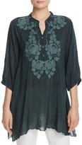 Johnny Was Minna Embroidered Tunic