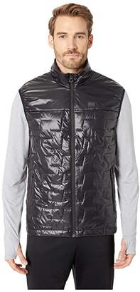 Helly Hansen Lifaloft Insulator Vest (Black) Men's Coat