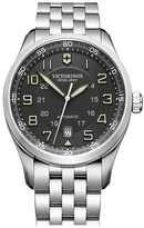 Swiss Army Victorinox 'Airboss' Automatic Bracelet Watch