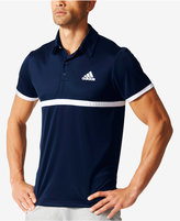 adidas Men's ClimaLite Court Tennis Polo