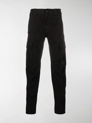 C.P. Company Cargo-Pocket Straight Leg Trousers