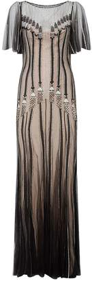 Temperley London Moonlight Embellished Gown