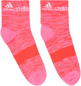 adidas by Stella McCartney Two-pack Pink and Purple Running Socks