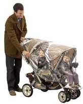 Nuby NubyTM Deluxe Tandem Stroller Weather Shield