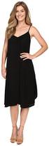 Allen Allen Vee Cami Mid-Length Dress
