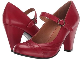 Miz Mooz Carol (Red) Women's Boots