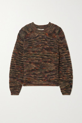 Vanessa Bruno Norea Knitted Sweater - Orange