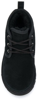 UGG Lace Up Ankle Boots