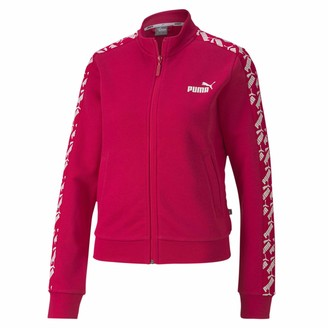Puma Men's Amplified Track Jacket