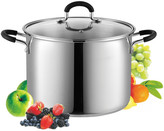 Cook N Home Stainless Steel Stockpot with Lid