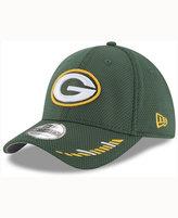 New Era Green Bay Packers Team Hashmark 39THIRTY Cap