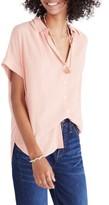 Madewell Women's Central Drapey Shirt