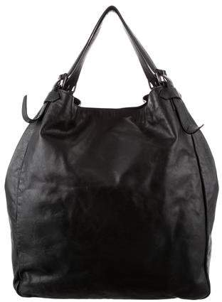 Givenchy Leather Oversize Tote