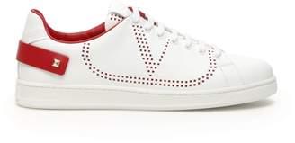 Valentino VLogo Studded Sneakers