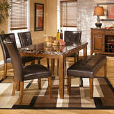 Signature Design by Ashley Lacey Set of 2 Side Chairs