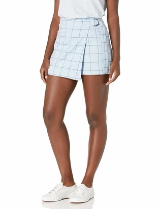 BCBGeneration Women's WRAP Front Skort