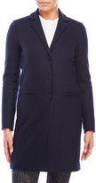Peuterey Araky Wool Quilted Back Coat
