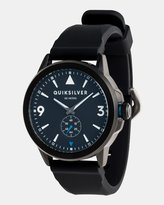 Quiksilver Mens Kombat 43mm Silicone Watch