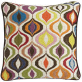 "Jonathan Adler 16"" BARGELLO WAVES PILLOW"