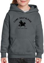 Xekia Camp Half-Blood Cool Demigods Long Island Hoodie For Girls and Boys Youth Kids