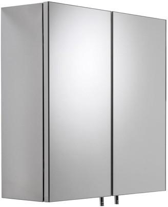 Croydex Avon Double Door Bathroom WallCabinet