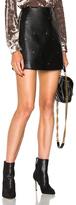 L'Agence Jolie Star Skirt in Black.