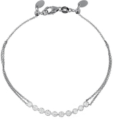 Aero Diamonds Streamer Diamond Bracelet - White Gold