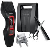 Philips Series 3000 Hair Clipper HC3420/83 Corded & Cordless Use With Comb & Scissors