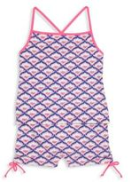 Vineyard Vines Toddler's & Girl's Two-Piece Tankini Set