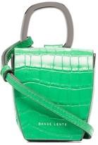 Danse Lente Pablo crocodile-effect mini bag