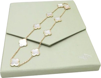 Van Cleef & Arpels Magic Alhambra Gold Yellow gold Necklaces