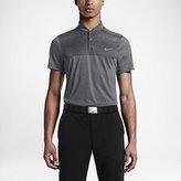 Nike MM Fly Blade Block Men's Slim Fit Golf Polo