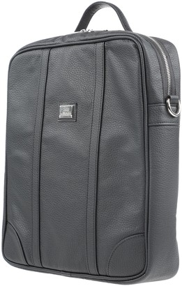 Grey Daniele Alessandrini Backpacks & Fanny packs