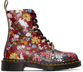Dr. Martens Multicolor Floral Mix Pascal PC Boots
