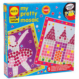Alex Little Hands My Pretty Mosaic Discovery Toy