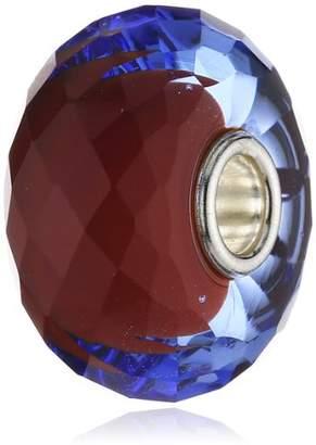Trollbeads Glass Bead Sahara Jewel Facet