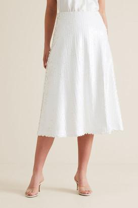 Seed Heritage Sequin Skirt