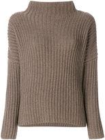 Brag-Wette turtleneck jumper