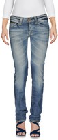 Care Label Denim pants - Item 42539912