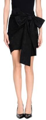 Saint Laurent Knee length skirt