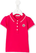 Moncler Amy polo shirt - kids - Cotton/Spandex/Elastane - 2 yrs